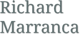 Richard Marranca Masthead